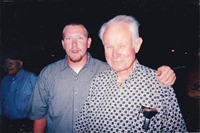 Me and Grandpa Charlie